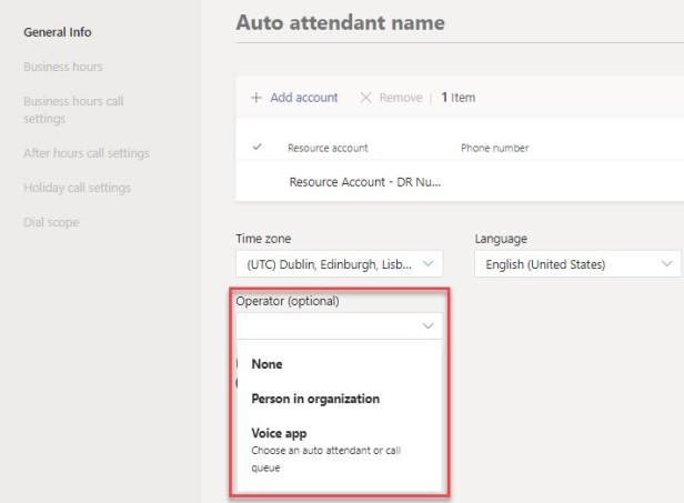 Microsoft Teams Auto Attendants & Call Queues-11