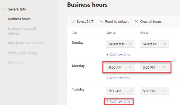 Microsoft Teams Auto Attendants & Call Queues-12