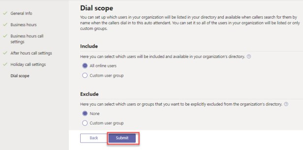Microsoft Teams Auto Attendants & Call Queues-27