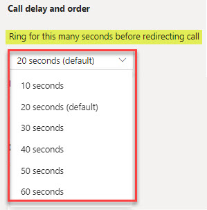 Microsoft Teams Group Call Pickup & Delegates-12