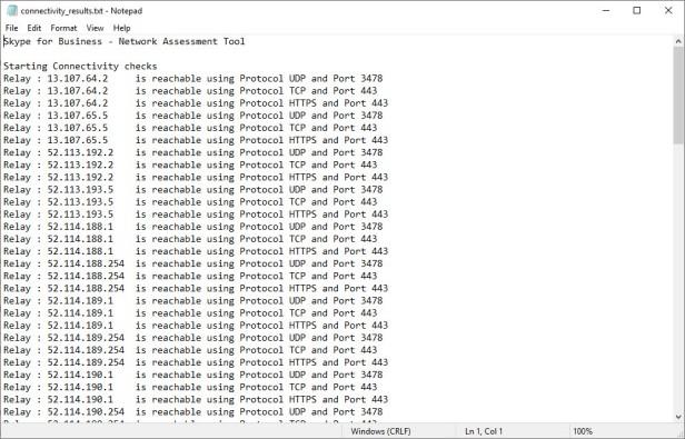 Network Testing Companion-25