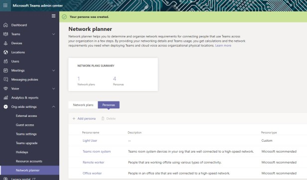 Teams Network Plannerl-21