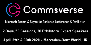 Commsverse Conference 2020